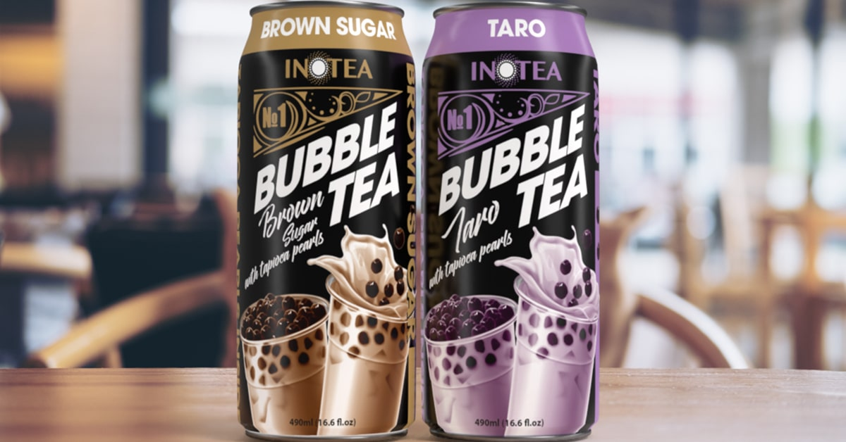 ​Brown sugar bubble tea